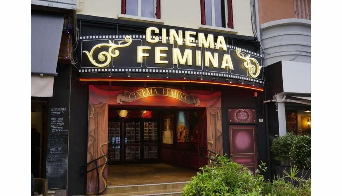 Le Femina - Cinémas du sud & tilt
