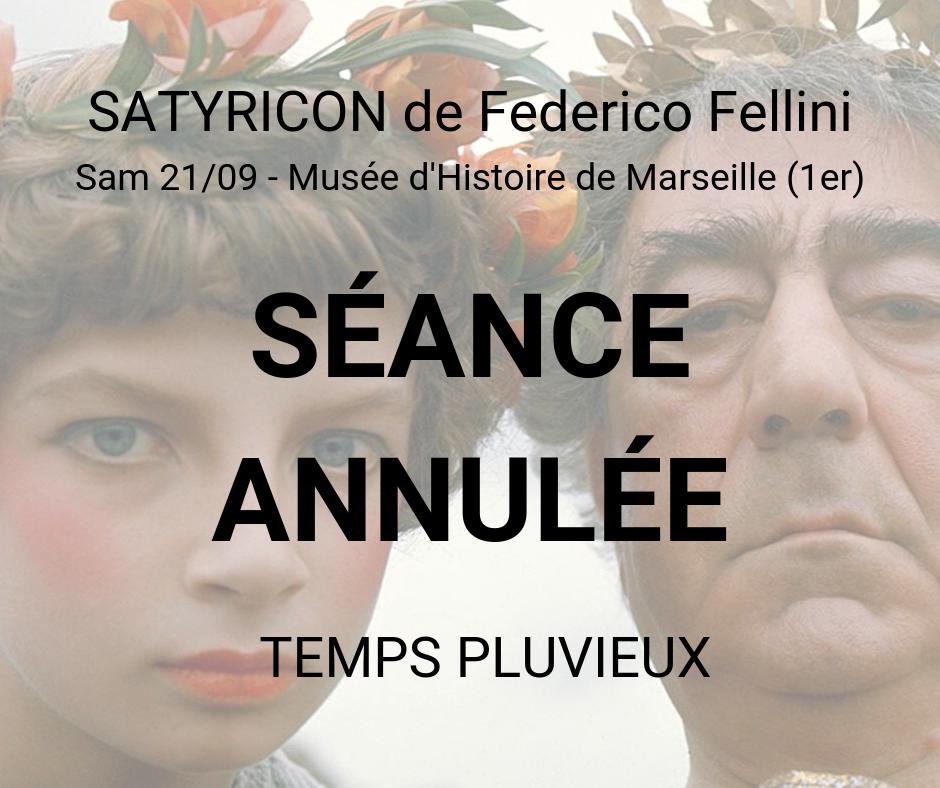 SÉANCE ANNULEE(11)