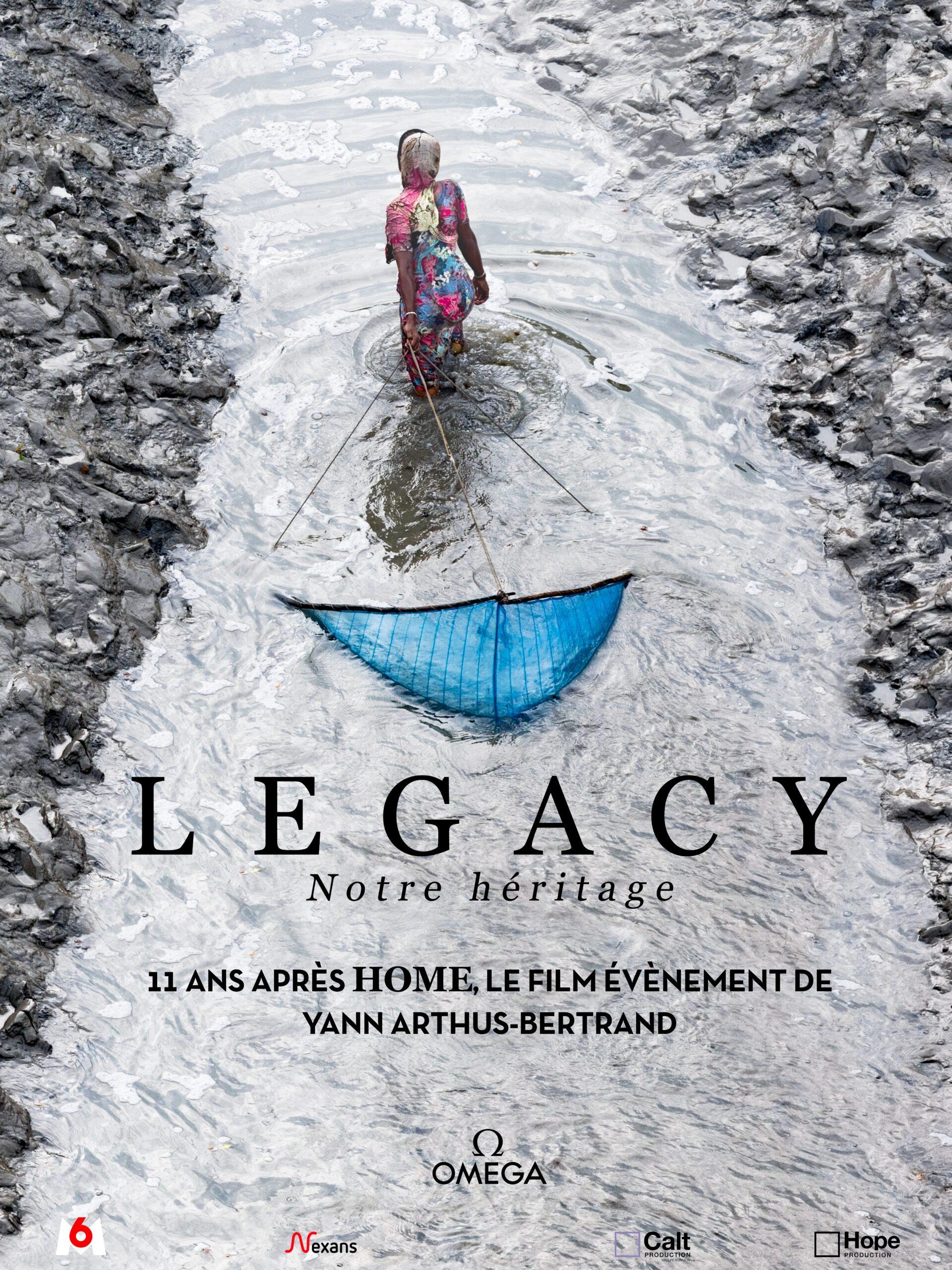 affiche film Legacy